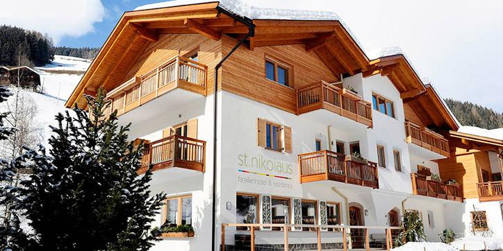 Familienhotel & Residence St. Nikolaus2