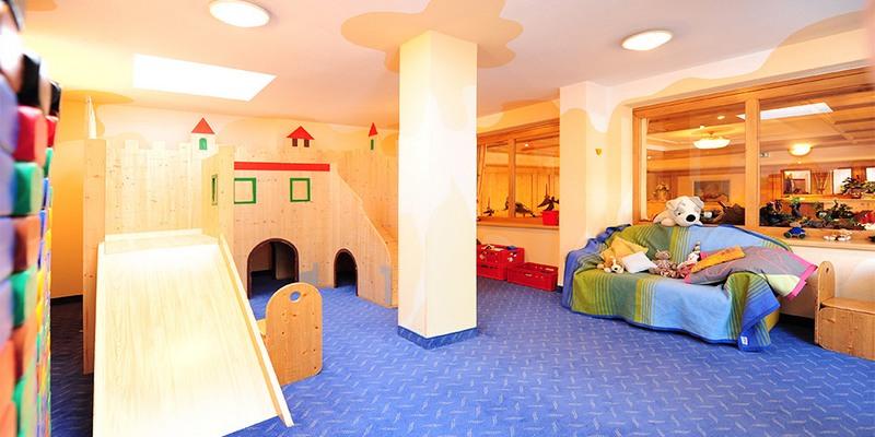 Hotel Barbara Kinderbereich