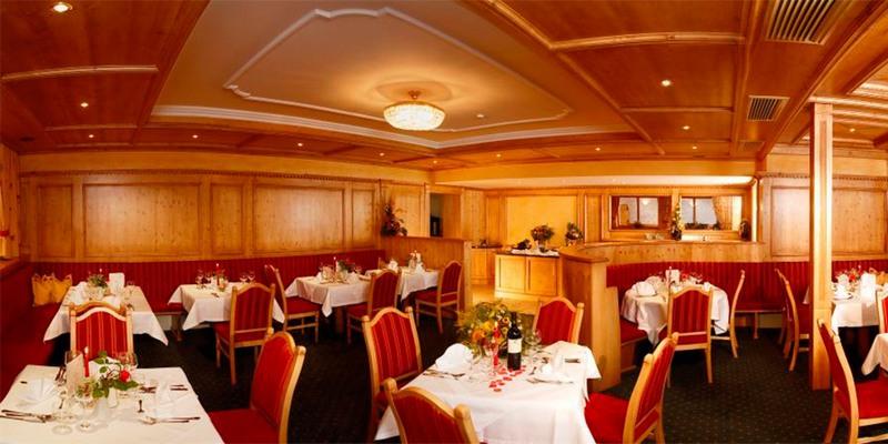 Hotel Barbara Restaurant