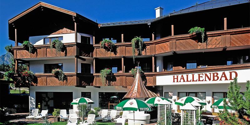 Hotel Bergland Sommer