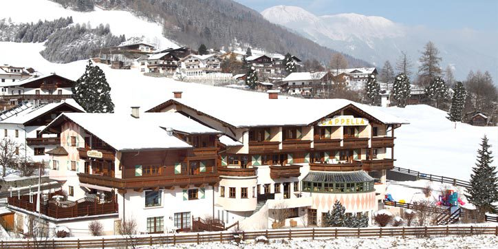 Hotel Cappella Winter