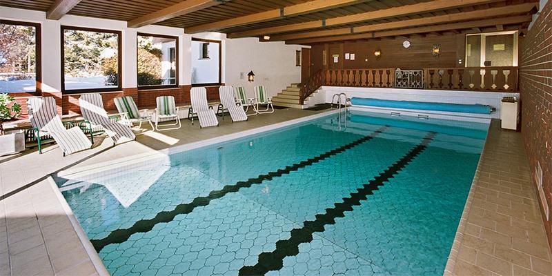 Hotel Charlotte Schwimmbad