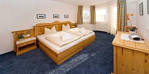 Hotel Charlotte Zimmer
