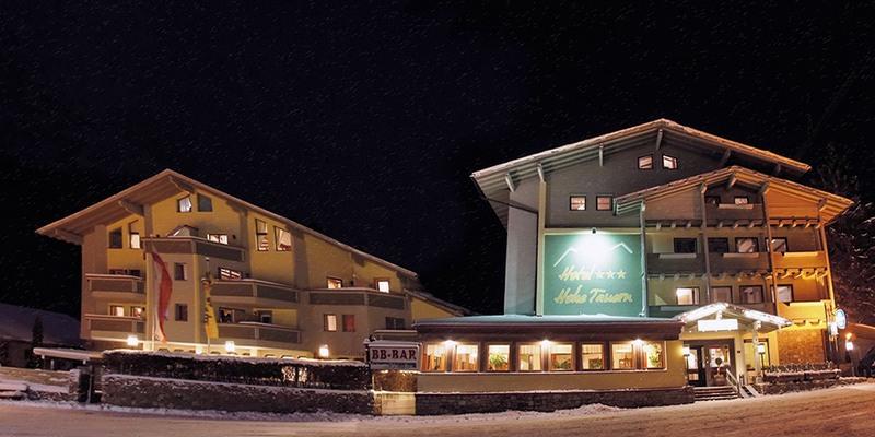 Hotel Hohe Tauern Winter