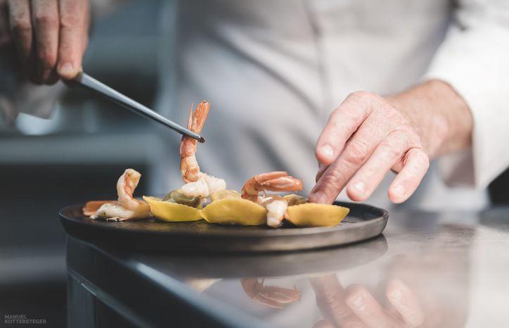 Gourmetküche im Sonnbichl