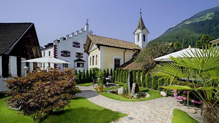 Hotel Alpenhof - Feng Shui Garten