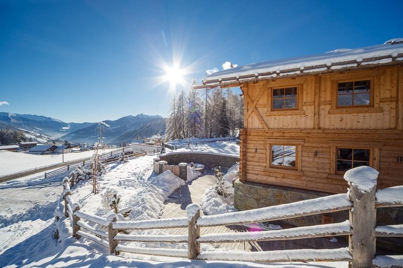 Knappenhaus - Winter