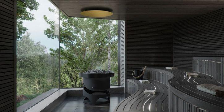 Manna Spa Sauna