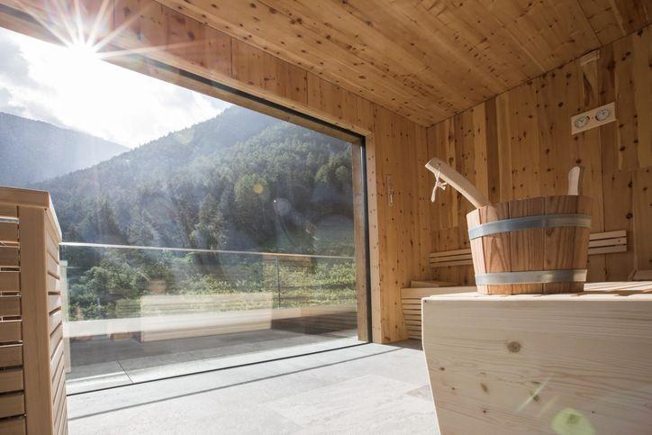 Bio Kräuter Sauna