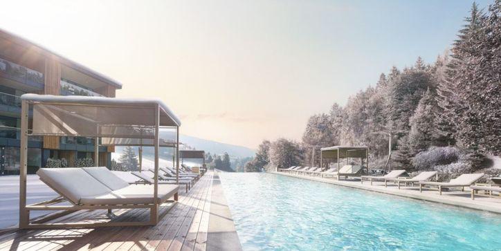 Pool Winter