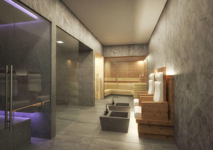 Der NEUE Wellness- & Saunabereich