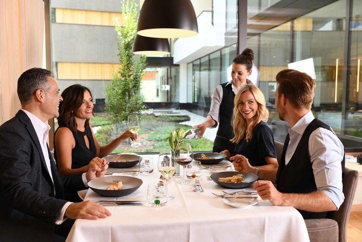 Kulinarische Momente im DolceVita Resort Lindenhof