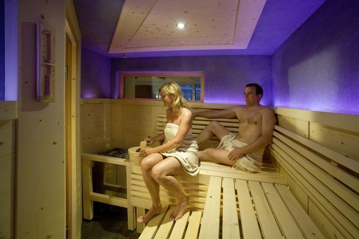 Hotel Alpenhof- Finnische Sauna