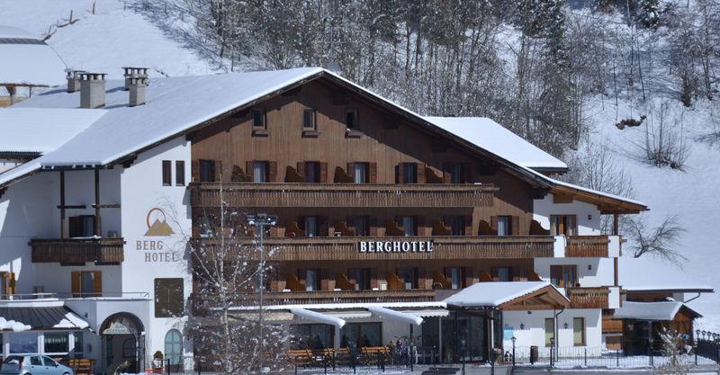 Berghotel Ratschings Winter