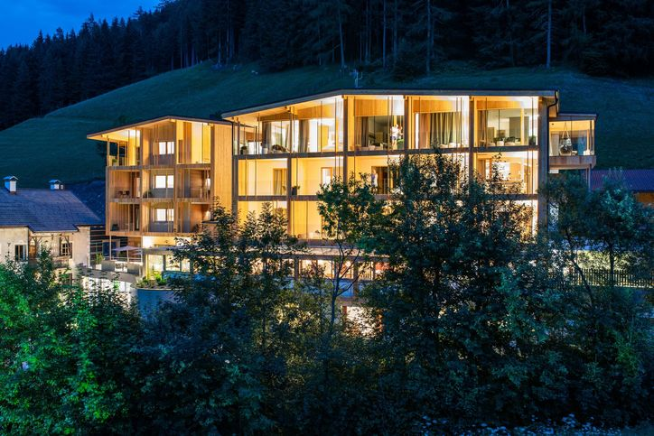 Das Naturhotel Rainer