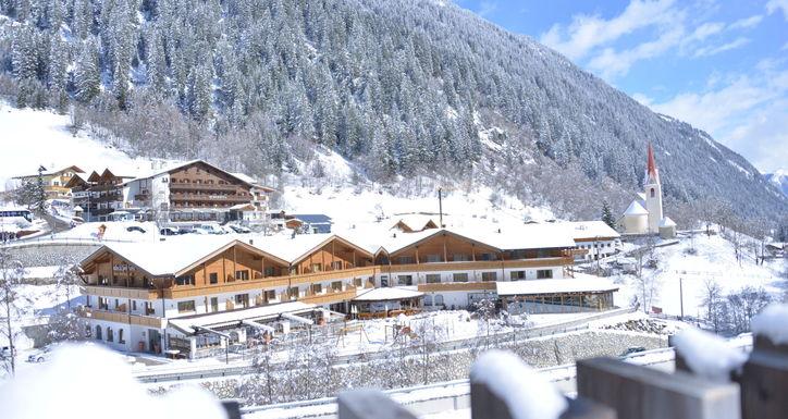 Winter in Suedtirol
