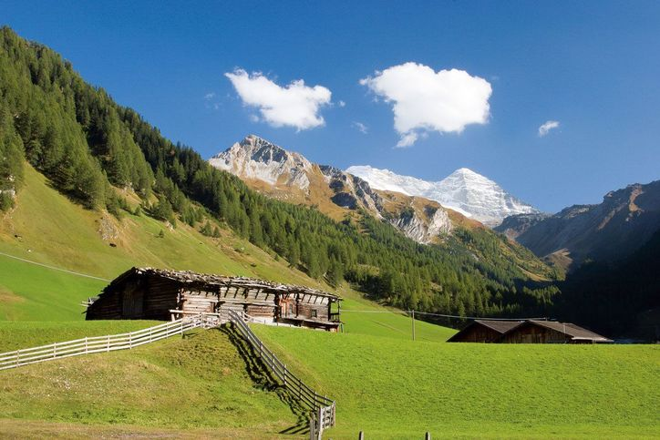 Berge Sommer