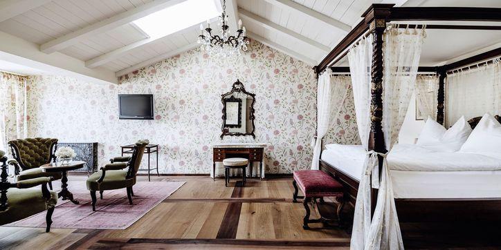 Zimmer Castel Fragsburg