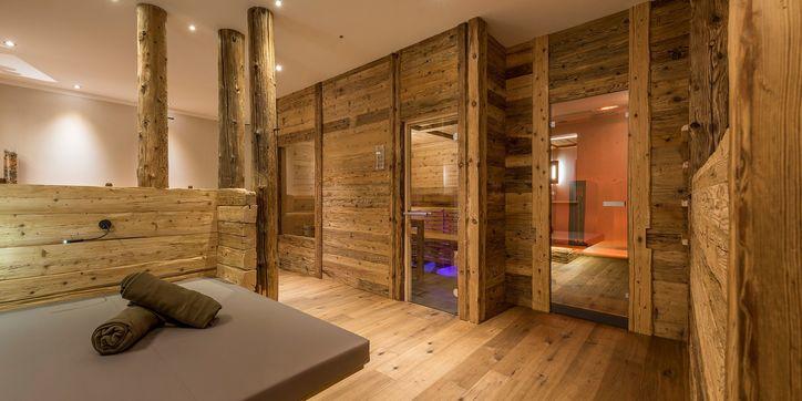 Panoramahotel Huberhof Sauna