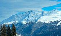 Bergwelt bei Kappl in Tirol