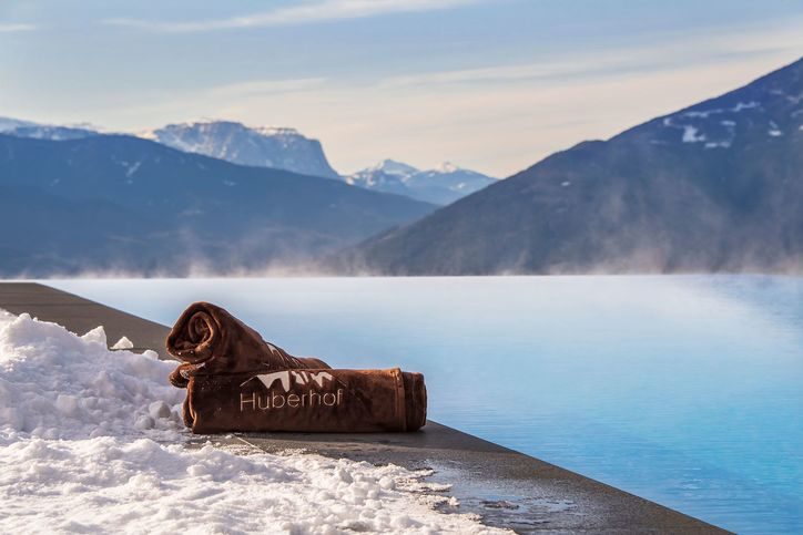 Infinitypool Südtirol Meransen