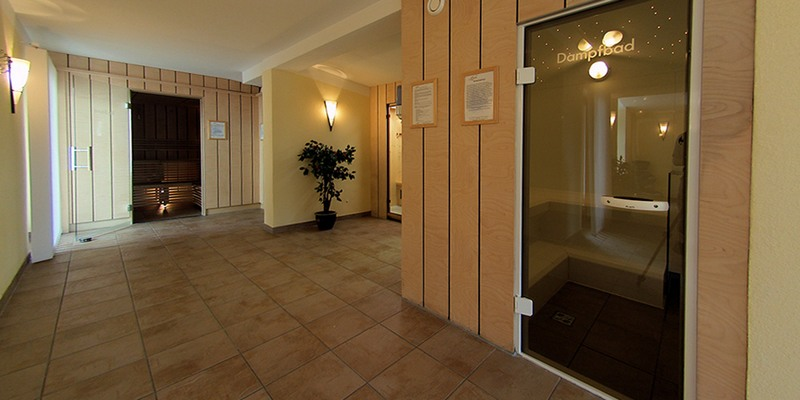 Lärchenwald Sauna