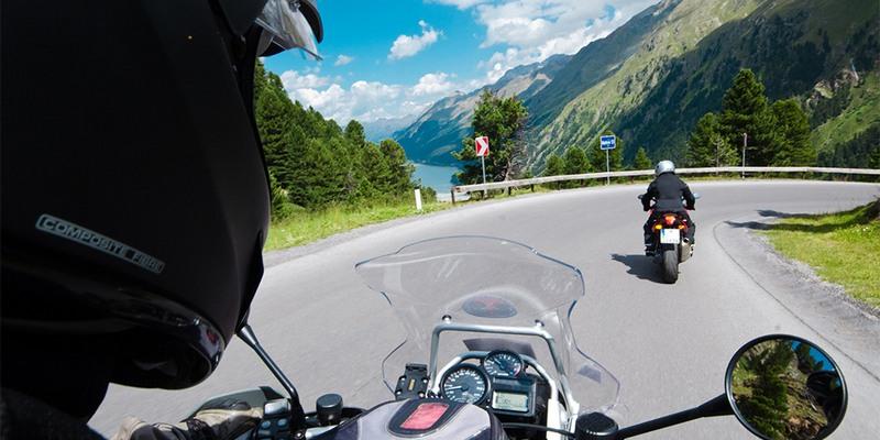 Motorradhotel Weissseespitze