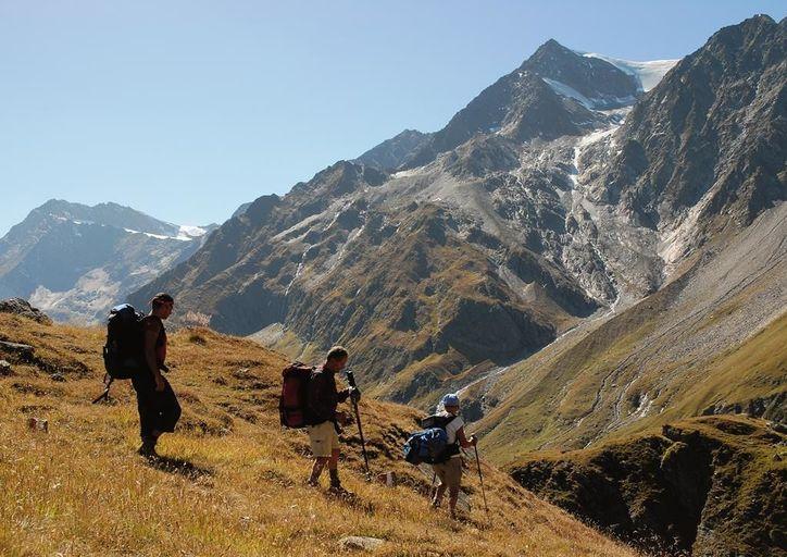Wandern im Passeiertal