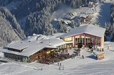 Bergstation Skigebiet Hochfügen