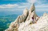 Bergwandern im Latemargebiet