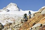 Biken im Ötztaler Hochgebirge