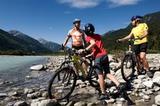 Biker am Lech