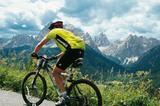 Biker in Nordtirol