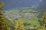 Blick auf Umhausen