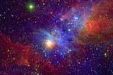 Blick in die tiefen des Weltalls