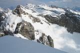 Blick von Pleisenspitze nach Osten
