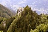Burg Berneck bei Kauns in Tirol