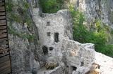 Burghof der Haderburg