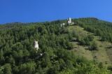 Burgruine Schloss Rotund und Schloss Reichenberg