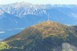 Der Patscherkofel bei Innsbruck