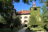 Die Fahlburg in Prissian
