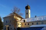 Die Kirche zur heiligen Anna