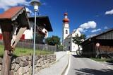 Die Pfarrkirche in Niederdorf
