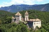 Die Wehrburg in Prissian