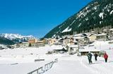 Dorf Reschen