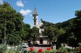 Dorfplatz in Truden