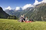 Familienurlaub in Längenfeld