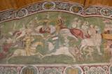 Fresken auf Schloss Runkelstein