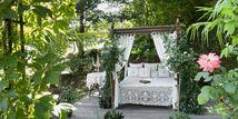 Garten Castel Fragsburg