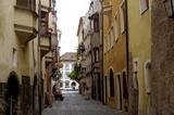 Gasse in der Altstadt von Hall